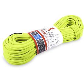 Fixe Monkey SPD FullDry Rope 9,0mm x 80m, neon yellow